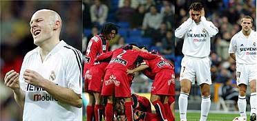 Real Madrid 1- Valladolid 1